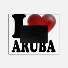 I Heart Aruba Picture Frame
