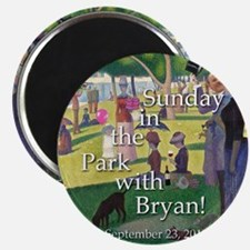 Sunday in the Park with Bryan Magnet