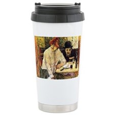 Toulouse-Lautrec A la Mie in th Travel Mug