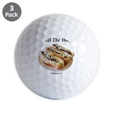 3 All The Way Golf Ball
