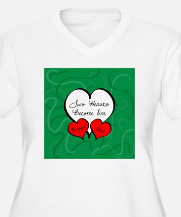 Red Green Two Hea T-Shirt