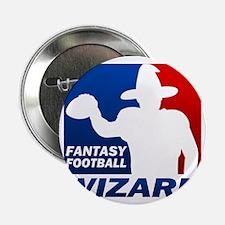"""Fantasy Football 2.25"""" Button"""