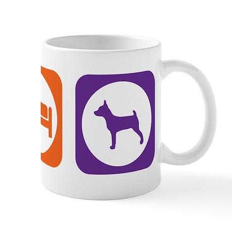 Eat Sleep Terrier Mug