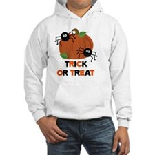 Trick or Treat Spiders with Pump Hoodie
