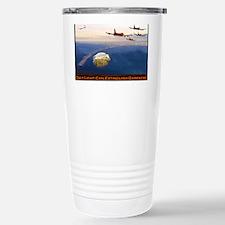 Only Light Can Extinguish Darkn Travel Mug