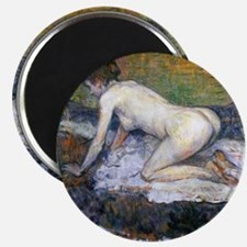 Toulouse-Lautrec Woman Naked Magnet