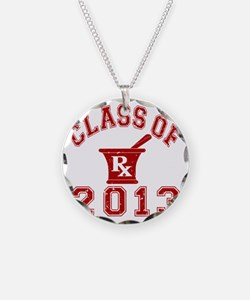Class Of 2013 Pharmacist Necklace