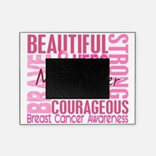 - Tribute Square Breast Cancer Picture Frame