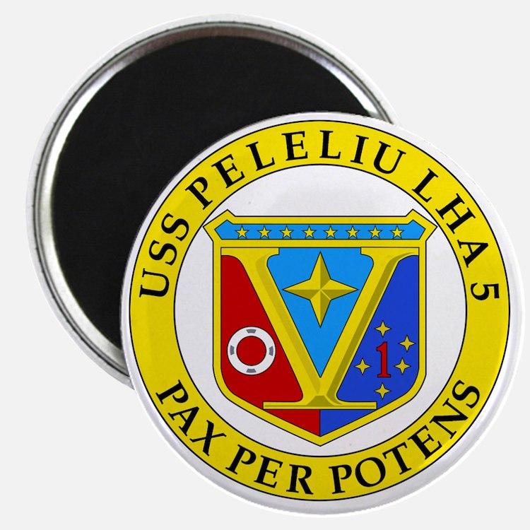 US Navy USS Peleliu LHA 5 Magnet