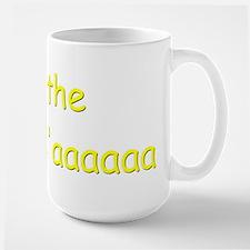 GOAT Maaaa Large Mug