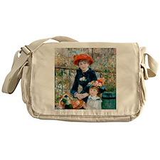 WoodClock Renoir Messenger Bag