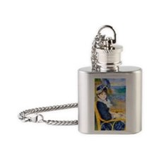 109 Flask Necklace