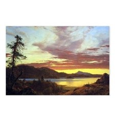 Frederick Edwin Church Su Postcards (Package of 8)