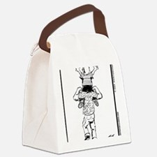 CARRY ME Canvas Lunch Bag