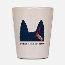 Pointy Ear Nation Shot Glass