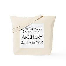 WIGU Archery Mom Tote Bag