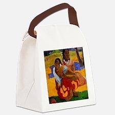 Paul Gauguin Married Canvas Lunch Bag