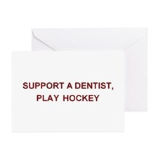 Support a Dentist... Greeting Cards (Pk of 10)