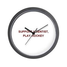 Support a Dentist... Wall Clock