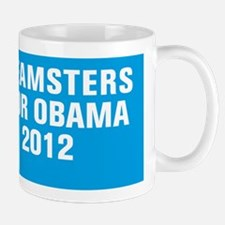 Teamsters For Obama Mug