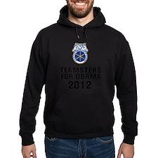 Teamsters For Obama Hoodie