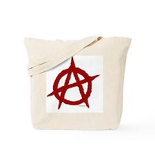 R-AnaShoulderBagRed Tote Bag
