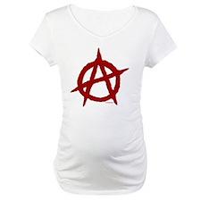 R-AnaShoulderBagRed Shirt