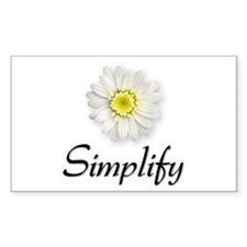 Simplify Rectangle Decal