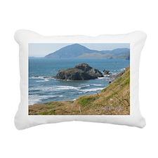Pacific Coast 1Jan Rectangular Canvas Pillow