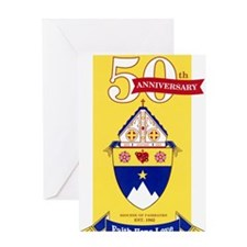 Fairbanks Diocese 50 Greeting Card