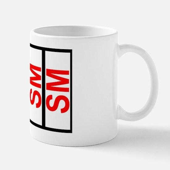 TSM/SM SCCA Solo Class Plates Mug