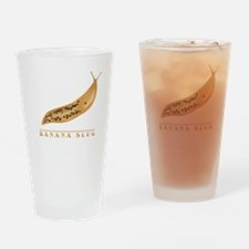 Banana Slug Drinking Glass