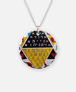 Cabalistic Message in Pascal Necklace
