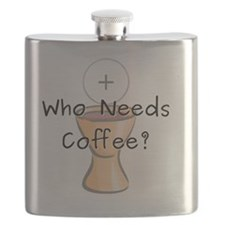 Who Needs Coffee? Flask