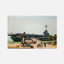 USS Lex_TGP1289 Rectangle Magnet