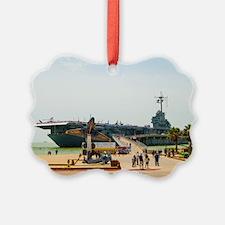 USS Lex_TGP1289 Ornament