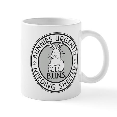 BUNS Logo Mugs