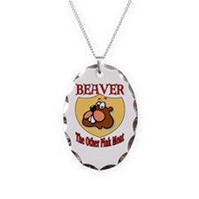 Beaver Meat Necklace