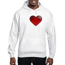 I Heart Capri Hoodie