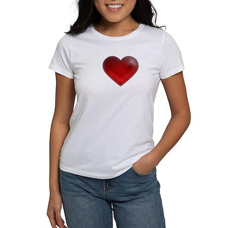 I Heart Capri Women's T-Shirt