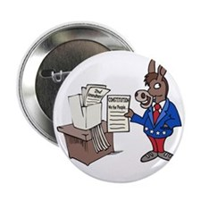 "Democrats at Work 2.25"" Button"