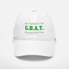 GOAT-Husband Baseball Baseball Cap