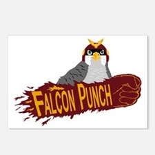 Falcon Punch Postcards (Package of 8)