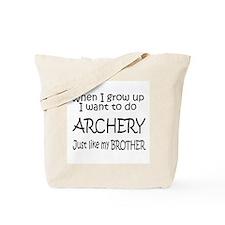 WIGU Archery Brother Tote Bag