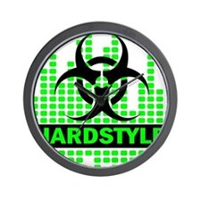 Hardstyle Wall Clock