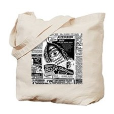 Movie Ad Body Snatchers Tote Bag