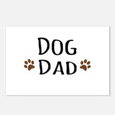 Dog Dad Postcards (Package of 8)