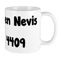 Ben Nevis Mountain Challenge Small Mug