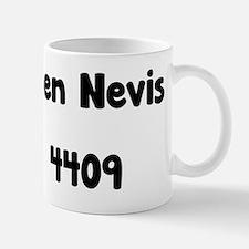 Ben Nevis Mountain Challenge Small Small Mug