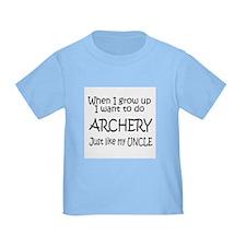 WIGU Archery Uncle T